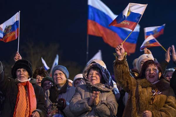 ویژگی مردم روسیه