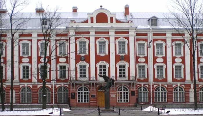اکادمی تخصصی پزشکی سن پترزبورگ - آشنایی با دانشگاه