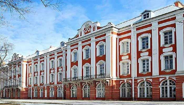 دانشگاه پاولوف سنت پطرزبورگ - تاریخچه