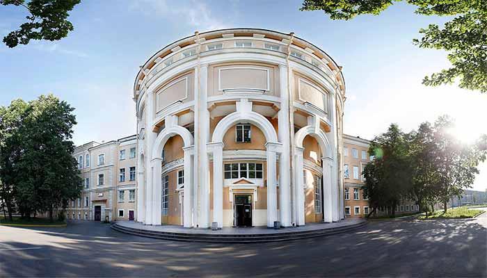دانشگاه پاولوف سنت پطرزبورگ - رتبه بندی دانشگاه