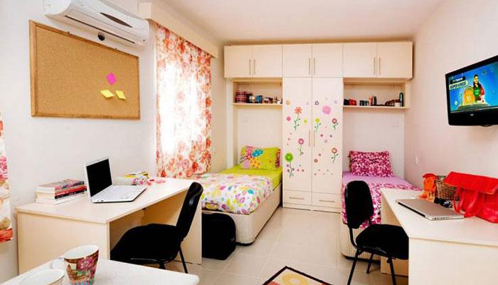 دانشگاه پیراگف - خوابگاه