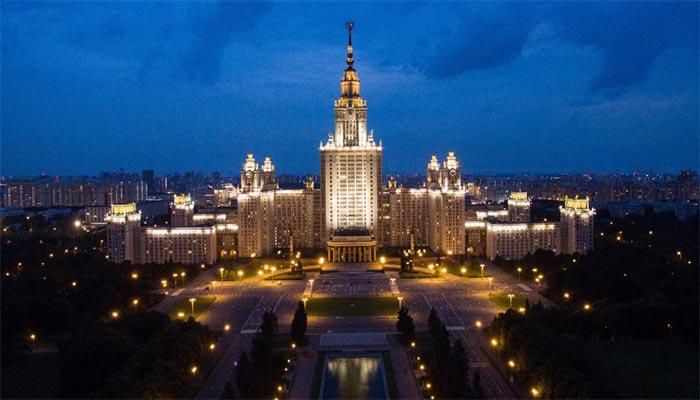 دانشگاه لومونوسف مسکو -
